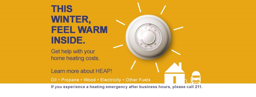 Get help with your home heating costs image